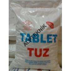 TABLET TUZ & SİLİFOZ & REÇİNE