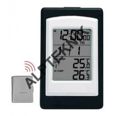 Kablosuz Termometre ile dışa hava sıcaklık sensörü ( wireless thermometer )